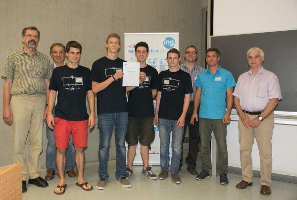 Vision Ing Nachwuchsveranstaltung FAU Friedrich-Alexander-Universität Erlangen Nürnberg 3. Juli 2015